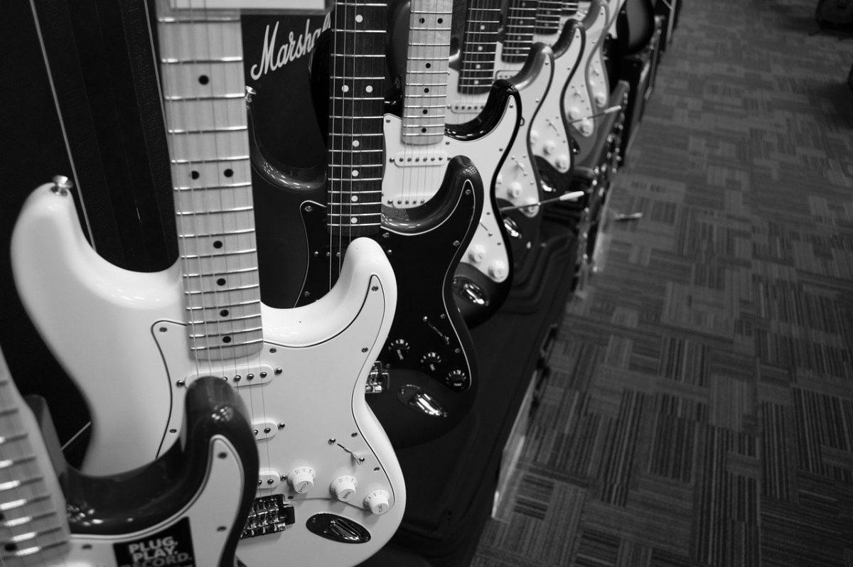 מה אתה צריך כדי ללמוד על גיטרה