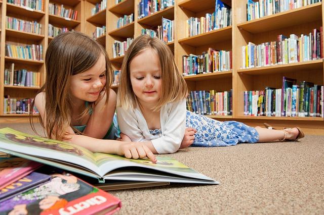 פינות ספריה בגן הילדים