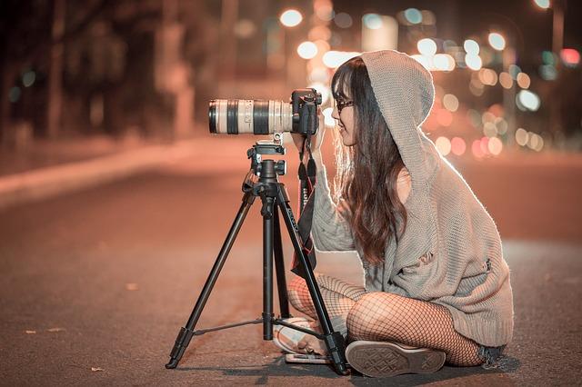 קורס לצלמים מתחילים